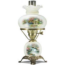 Thomas Kinkade Garden Illuminations Lamp