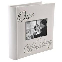 Our Wedding Flip Photo Album