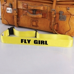 Fly Girl Bag Tag