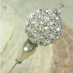 Royal Ascot Deluxe Hat Pin