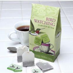 Bird Watching is my Cup of Tea Teabags