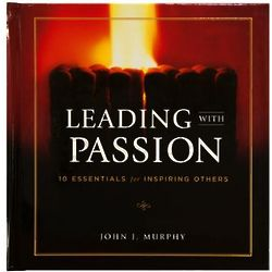 Leading with Passion Book