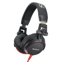 Black DJ Style Headphones