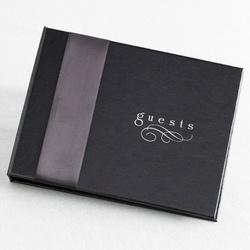 Black Guest Book