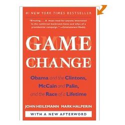 Game Change Book