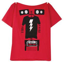 Big Bang Theory Shelbot T-Shirt