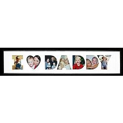 Personalized I Heart Framed Photo Collage