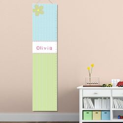Candy Shop Personalized Growth Chart