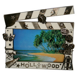 Clapboard Bronze Picture Frame
