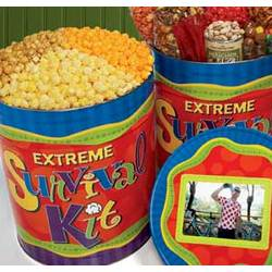 Extreme Survival Kit 3-Way Popcorn