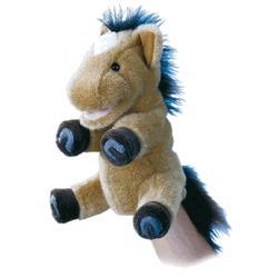 Trotter Plush Puppet