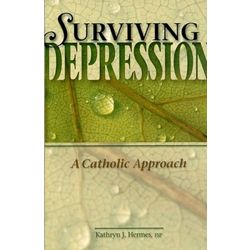 Surviving Depression Book - A Catholic Approach
