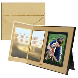 Promises Kept Pet Loss Sympathy Gift Frame