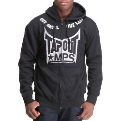 Fleece Thermal Zip Hoodie