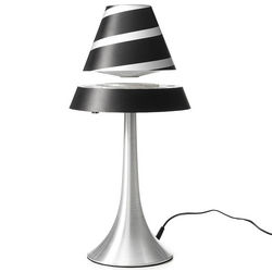 Levitron Lamp with Chrome Base