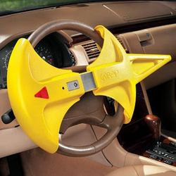 Wrap Steering Wheel Lock