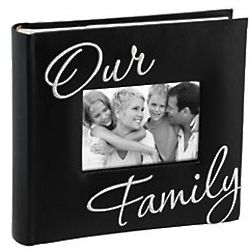 Our Family 2-Up Photo Album