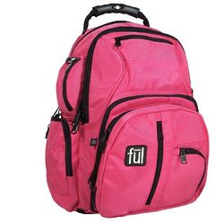 Pink Laptop Backpack