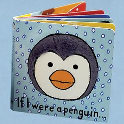 If I Were a Penguin Children's Book