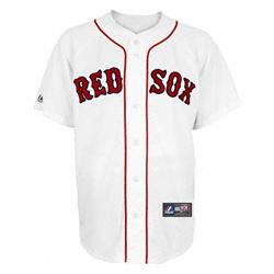 Boston Red Sox Home MLB Replica Jersey
