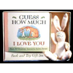Guess How Much I Love You Board Book with Hare