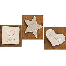 Rustic Love Tokens