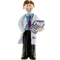 Doctor Graduation Ornament