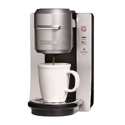 Mr. Coffee KG2 Single Cup Brewer and K Cup Set