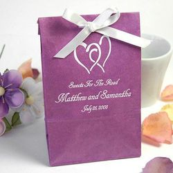 Personalized Bridal Goodie Bags