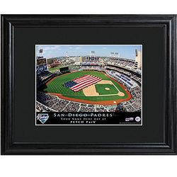 Personalized Premium MLB Stadium Print