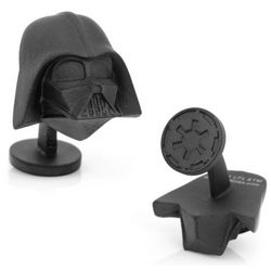 Star Wars 3D Darth Vader Head Cuff Links