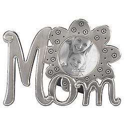 Mom Flower Picture Frame