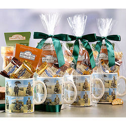 Golfers Tea, Cocoa and Chocolate Gift Mugs