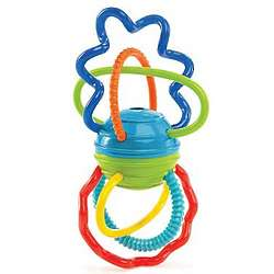 Oball Clickety Twist Baby Toy