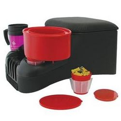 Car Cup Holder Pet Water Bowl