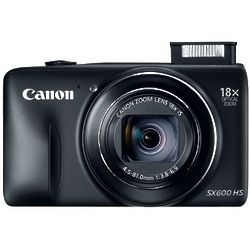 Canon Powershot 16 Megapixel Camera with 18X Optical Zoom