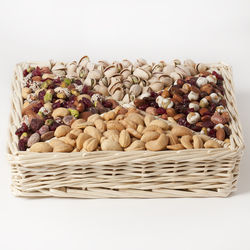 Evening Roast Nut Gift Basket