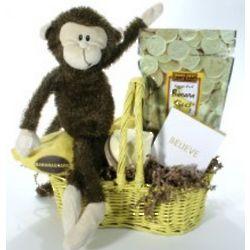Going Bananas! Gift Basket