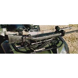 ATV Front or Rear Gun Rack