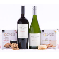 Cookies and Cork Wine Set