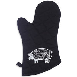 Choice Cut Pig BBQ Oven Mitt