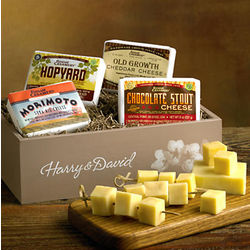 Beer-Flavored Cheese Gift Box