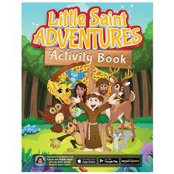 Little Saint Adventures Activity Book