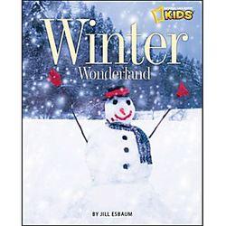 Winter Wonderland Book