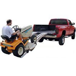 Aluminum Garden Tractor Ramp