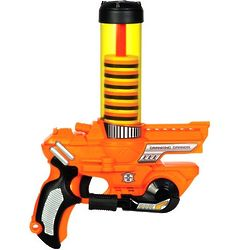 Cranking Cannon Foam Disc Shooter