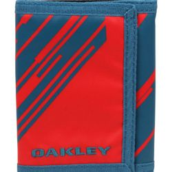 Aurora Blue Nosegrind Tri-Fold Wallet