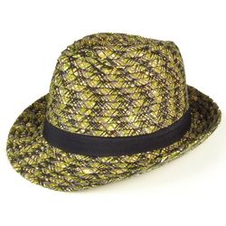 Global Straw Cotton Hat