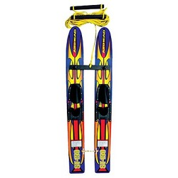 Wood 48 Inch Trainer Skis