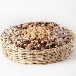 Flavor Fanfare Nut Gift Basket